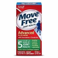Schiff Move free + MSM关节止疼款 (绿瓶)
