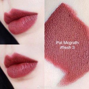 Pat McGrath色号:Flesh3MATTETRANCE™ 哑光唇膏