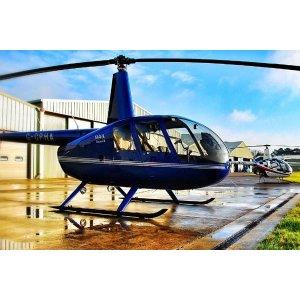 直升机飞行课