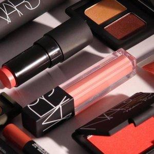 热门产品都补货 退税+直邮中国NARS 彩妆热卖、口红、眼影、蜜粉饼