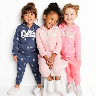Dealmoon Exclusive! Up to 50% Off + Extra 20% Off $40+Trending Styles @ OshKosh BGosh