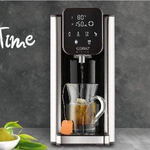 €89.99 原价€114.99Prime Day 狂欢价:CASO Turbo HW660 即热式饮水机 2600W功率 一键出热水