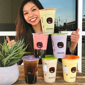 Free Drink for New App UsersNational Bubble Tea Day 2019 @ Kung Fu Tea