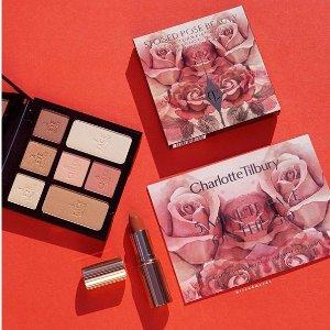 $75New Release: Charlotte Tilbury Stones Rose Beauty Palette