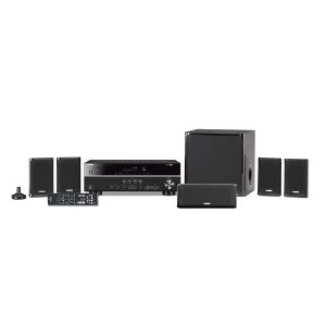 Yamaha YHT-4930BL 5.1声道 家庭影院系统