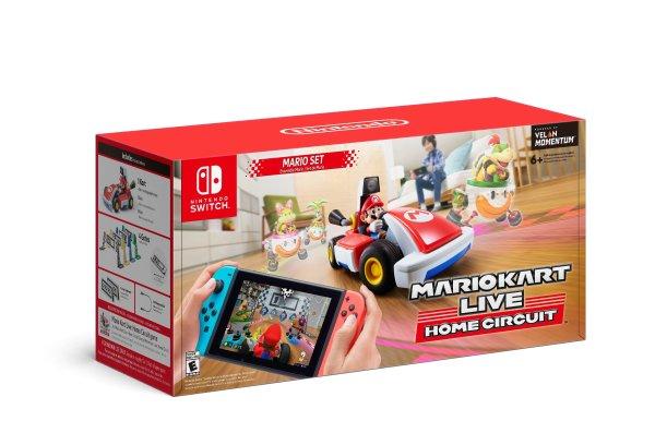 Mario Kart Live: Home Circuit 马里奥套装