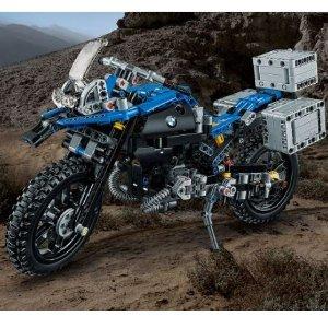$59.99(原价$74.99)LEGO 42063 科技系列宝马合作款摩托车