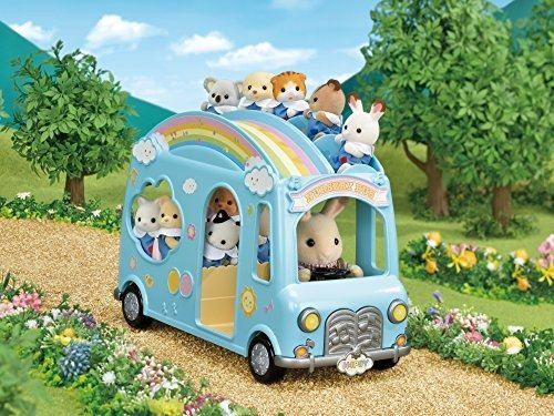 阳光幼儿园巴士