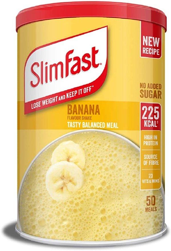 高蛋白粉代餐膳食补充剂 香蕉味