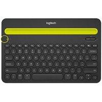 Logitech K480 多平台蓝牙键盘