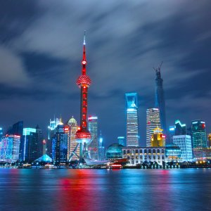 From $368 Las Vegas To Shanghai RT Airfare