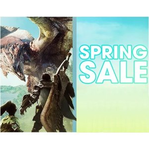 Up to 80% offPC Games in The Spring Sale @Green Man Gaming