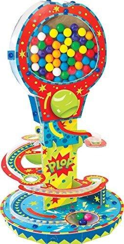 制作自己的口香糖机,8岁+