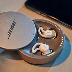 史低价!$249包邮(原价$329)限今天:Bose Sleepbuds II 睡眠耳塞二代 睡个好觉