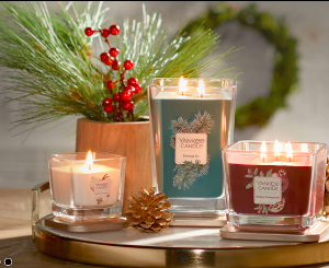 $20 Off Orders of $45+ or $50 Off Orders of $100+Sitewide Sale @ Yankee Candle