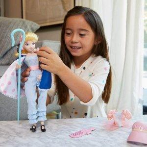 $29.98(原价$44.99)Disney Pixar 玩具总动员4 善良勇敢牧羊女换装娃娃