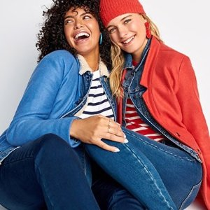 Up to Extra 40% OffOld Navy