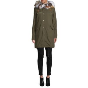 dca765cbcef6 Outerwear @ Saks Off 5th Up to 55% Off+Extra 40% Off - Dealmoon
