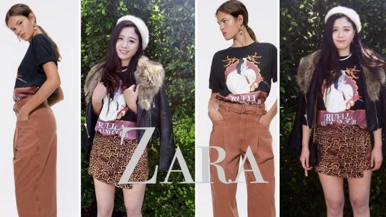 ☆ Zara买家秀 ☆反派「库伊拉」进驻Zara变成皮草时尚女魔头