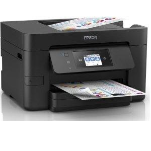$159 (原价$199)自动双面打印限今天:Epson 多功能一体打印机 液晶显示屏 高性价比