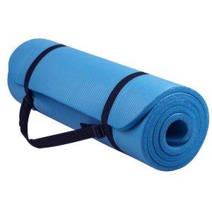 Everyday Essentials 1/2-Inch 瑜伽垫