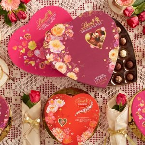 25% OffLindt 2020 Valentine's Day Collection Sale