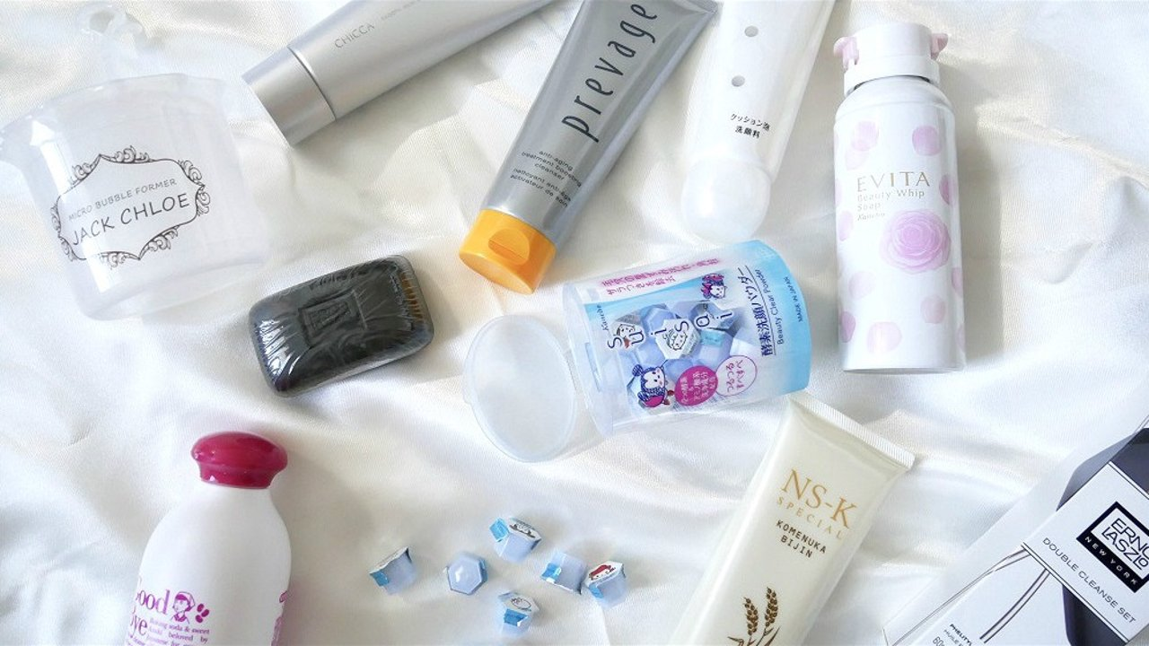 脸都洗不干净,还用什么贵妇保养品?洗面奶、洁面产品推荐(成分党科普+产品推荐)