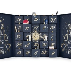 售价€250(价值€678)上新:Harrods 2019圣诞美妆日历开售 收huda beauty、luna