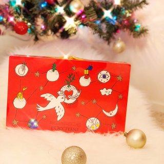 2018欧舒丹圣诞限量倒数日历   每一天开启不同惊喜❄️