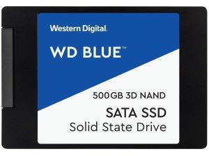 $56.99 (原价$79.99)限今天:WD Blue 3D NAND 500GB 固态硬盘