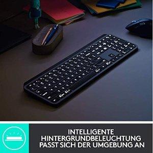 LogitechMX Keys 无线办公键盘 通用版