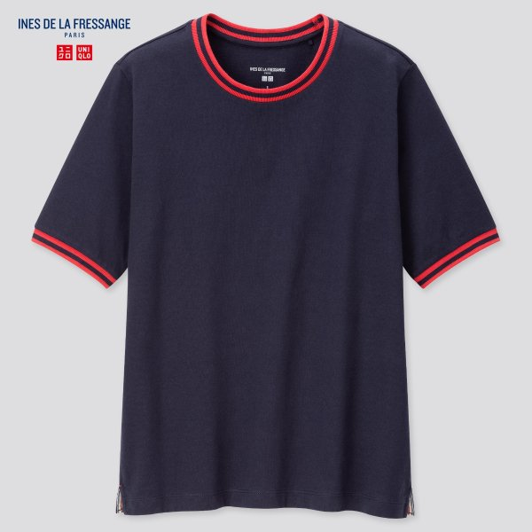 IDLF合作款 圆领T恤 多色