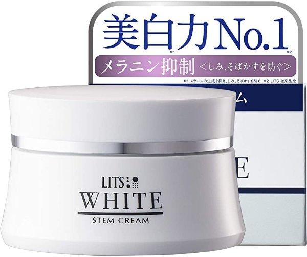LITS WHITE 药用美白面霜 30克