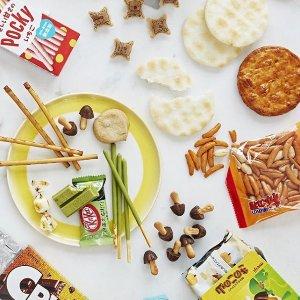独家无门槛85折!皮卡丘饼干、香蕉味PockyJapan Centre 超多亚洲人气零食热卖!幸福感爆棚~