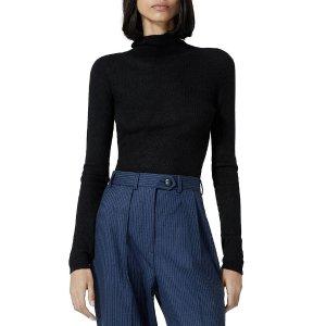 The KooplesSpend$100 Get $25 GCHigh Neck Sweater
