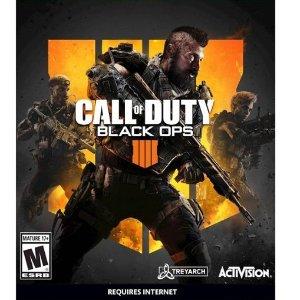 $19.99 (原价$59.99)《使命召唤 黑色行动4》PS4 / Xbox One / PC 实体版