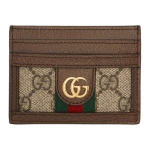 好看还不贵 收封面同款Gucci 钱包卡包专场 款式超全 超多新配色 €150收老花卡包