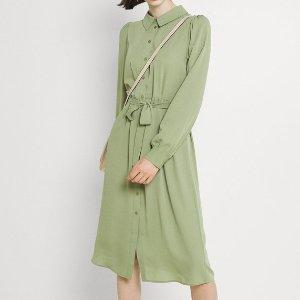 Vero Moda系带连衣裙