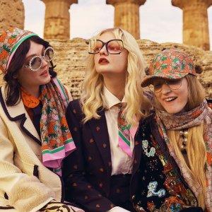 低至5折+额外9折 £116收Prada墨镜Harrods 墨镜专区夏日大促 给这个夏天来点颜色