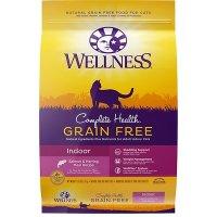 Wellness Complete Health 三文鱼鲱鱼味无谷室内猫猫粮 11.5lb