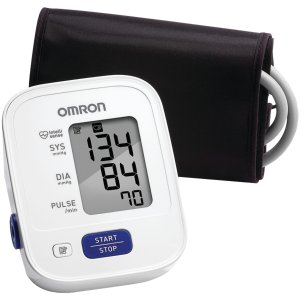 ReliOn for $7, Series3 for $17 In-store price: Omron blood pressure monitor