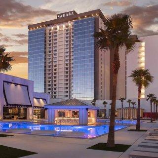 $23/晚起 赠送$20餐饮券拉斯维加斯4星级撒哈拉酒店 老牌酒店翻新改名回归