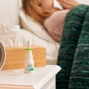 5.3折起 孕妇和儿童也能用Amazon 精选鼻腔喷雾器 花粉过敏者福音 缓解各种不适症状