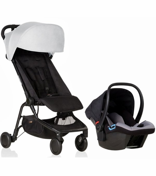 Nano V2 推车+婴儿安全座椅