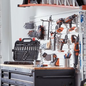5折起收锂电子工具套装The Home Depot 家用车库/仓库收纳及实用工具热卖