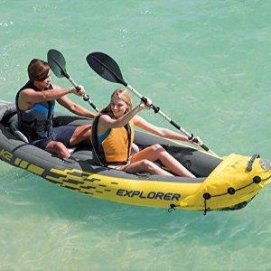 Up to 69% OffAmazon Intex Inflatable Kayaks on Sale