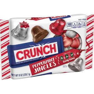 $15.65Crunch Peppermint Jingles, 8 oz, Pack of 24