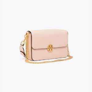 低至3折Tory Burch 粉色包包私密特卖  减龄感Up