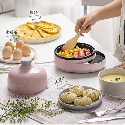 多功能煮蛋器辅食机煎蛋机 ZDQ-B05C1 预约定时 粉色