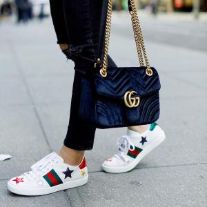 9折 收乐福鞋、粉色双G包Gucci 专场 精选美包美鞋热卖